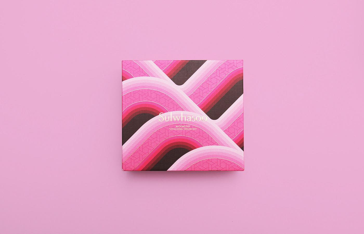 Image may contain: abstract and magenta