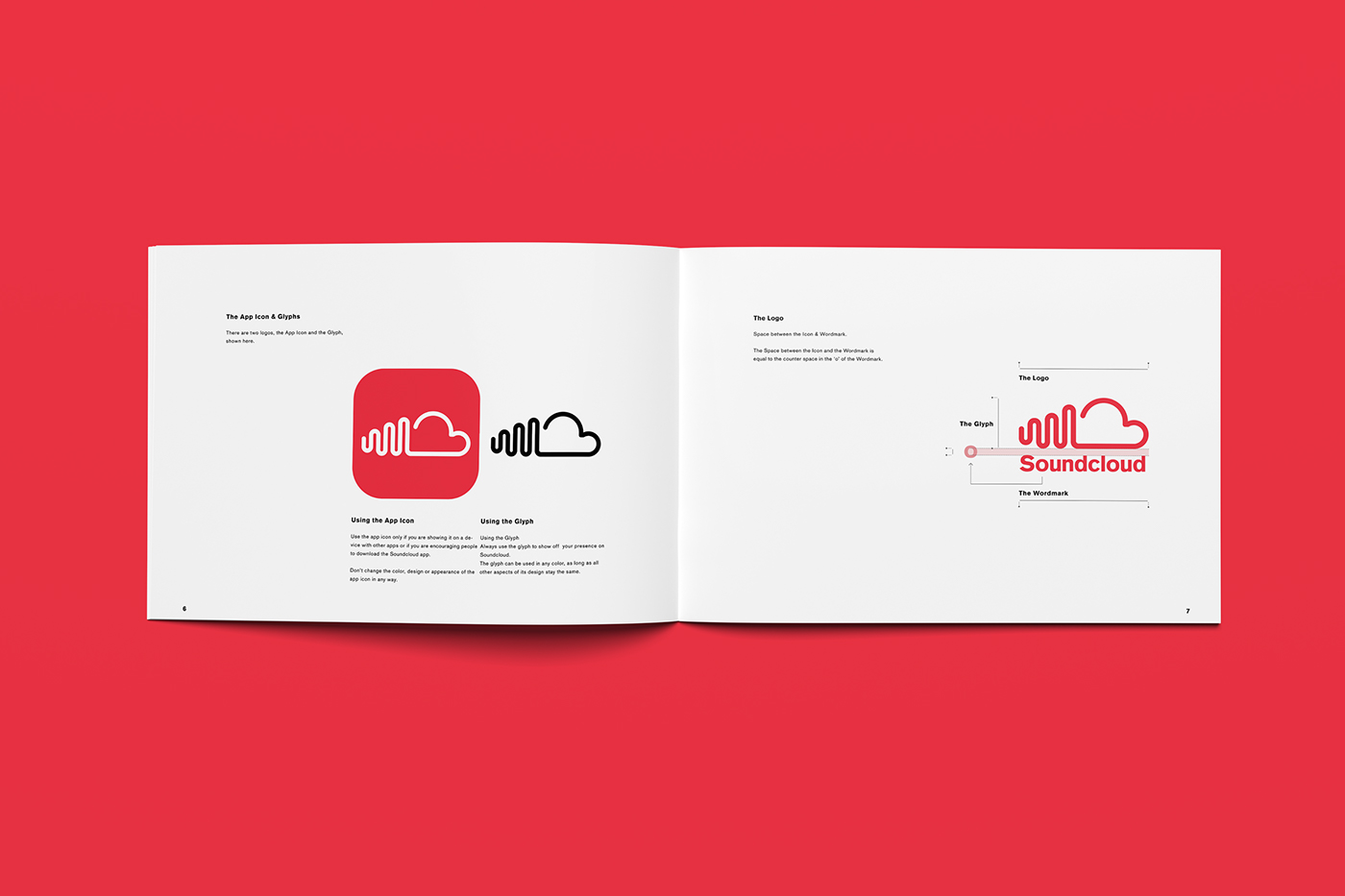 Soundcloud Brand Guidelines - Rebrand on Behance