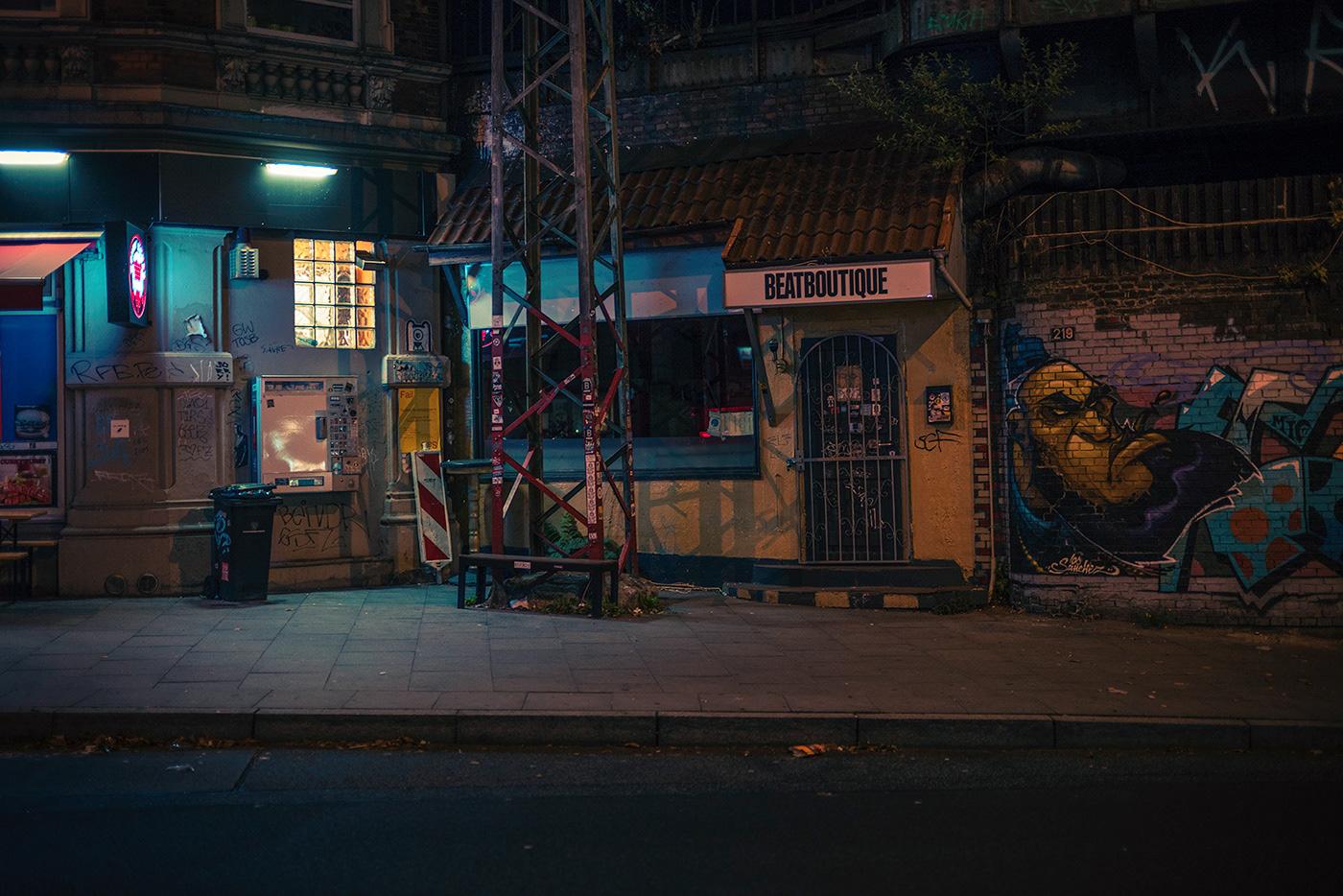 lowlight night Photography