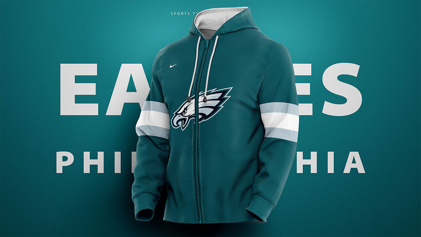 hoodie  jumper apparel sports mockup psd template on behance