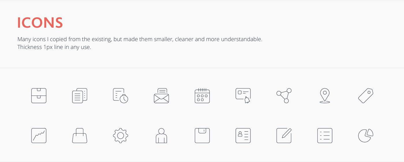 UI ux interaction Web design Idedy user interface user experience Landignpage dashboard