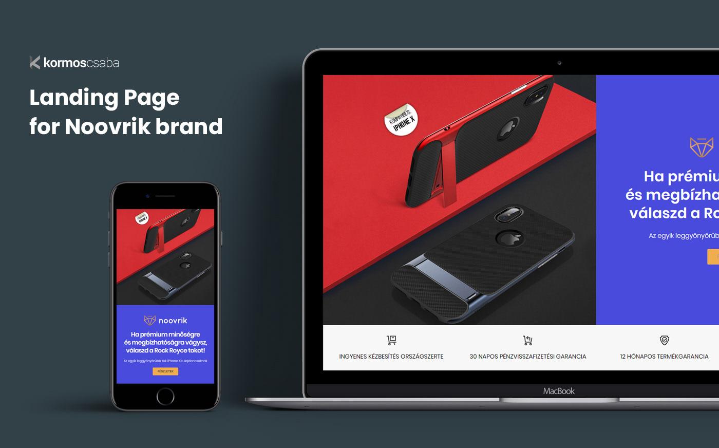 Art Director branding  UI ux Webdesign landing page design Responsive webshop Form iphone