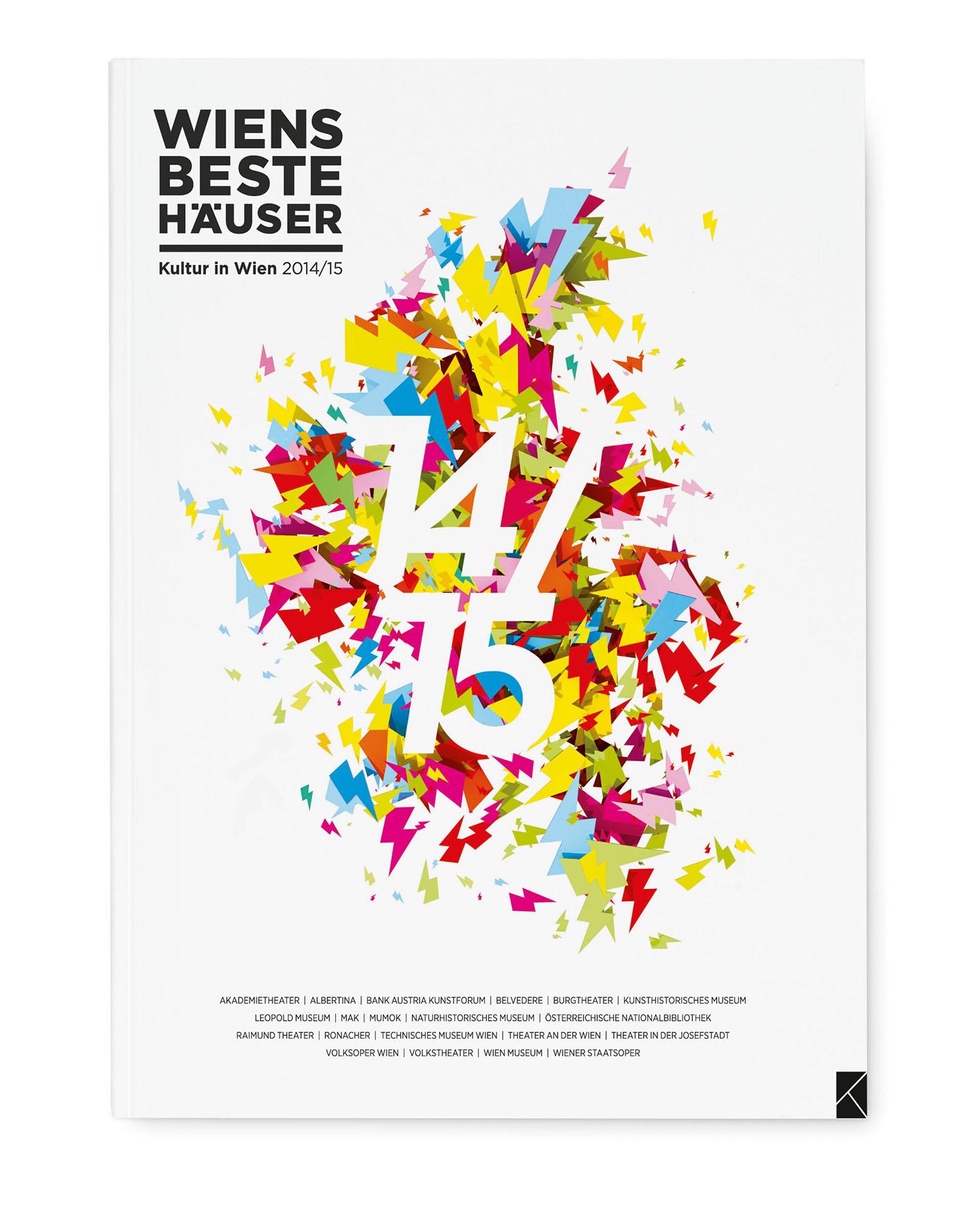 Wiens beste Häuser // Magazine on Behance