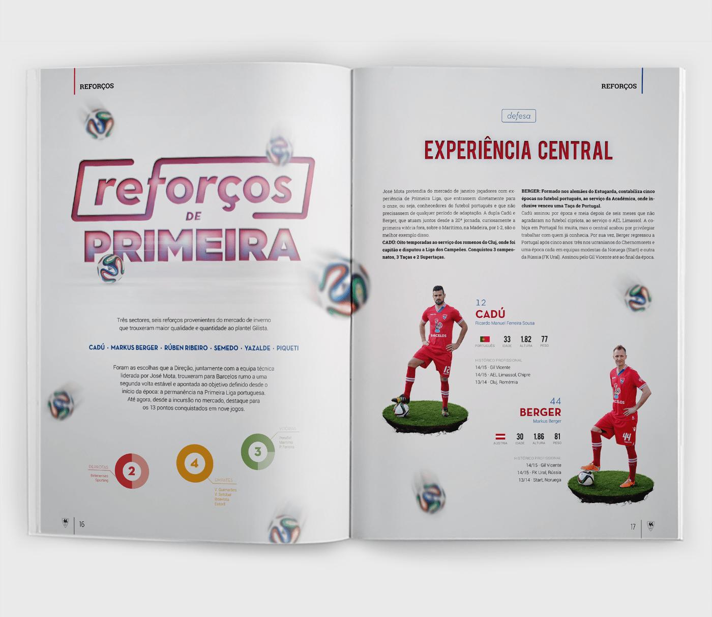 liga nos gil gil vicente gvfc futebol soccer play game Portugal golo estadio