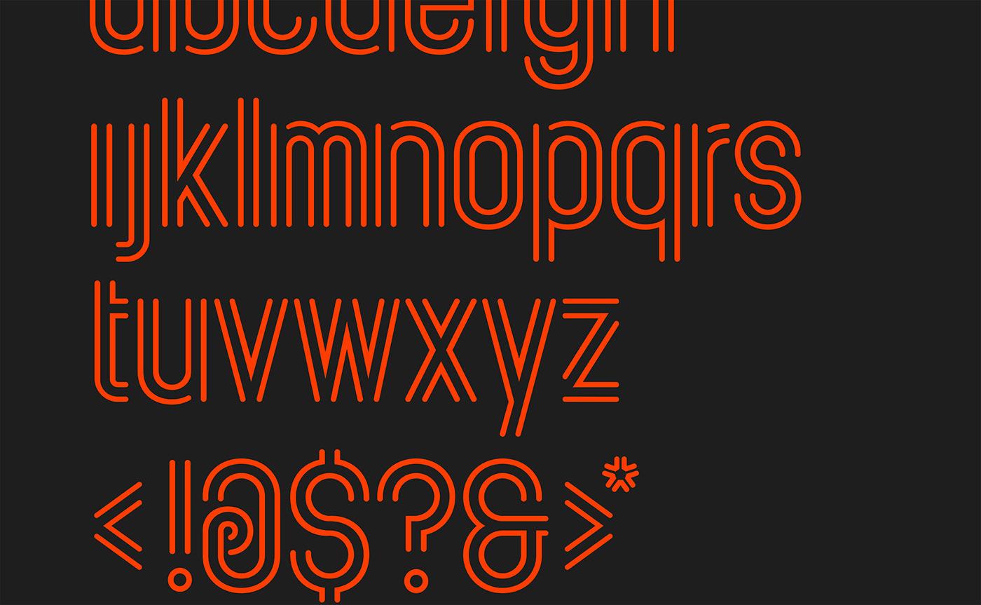 delivery Order graphic design  design graphique livraison Amazon amazon delivery aménagement 3D typography