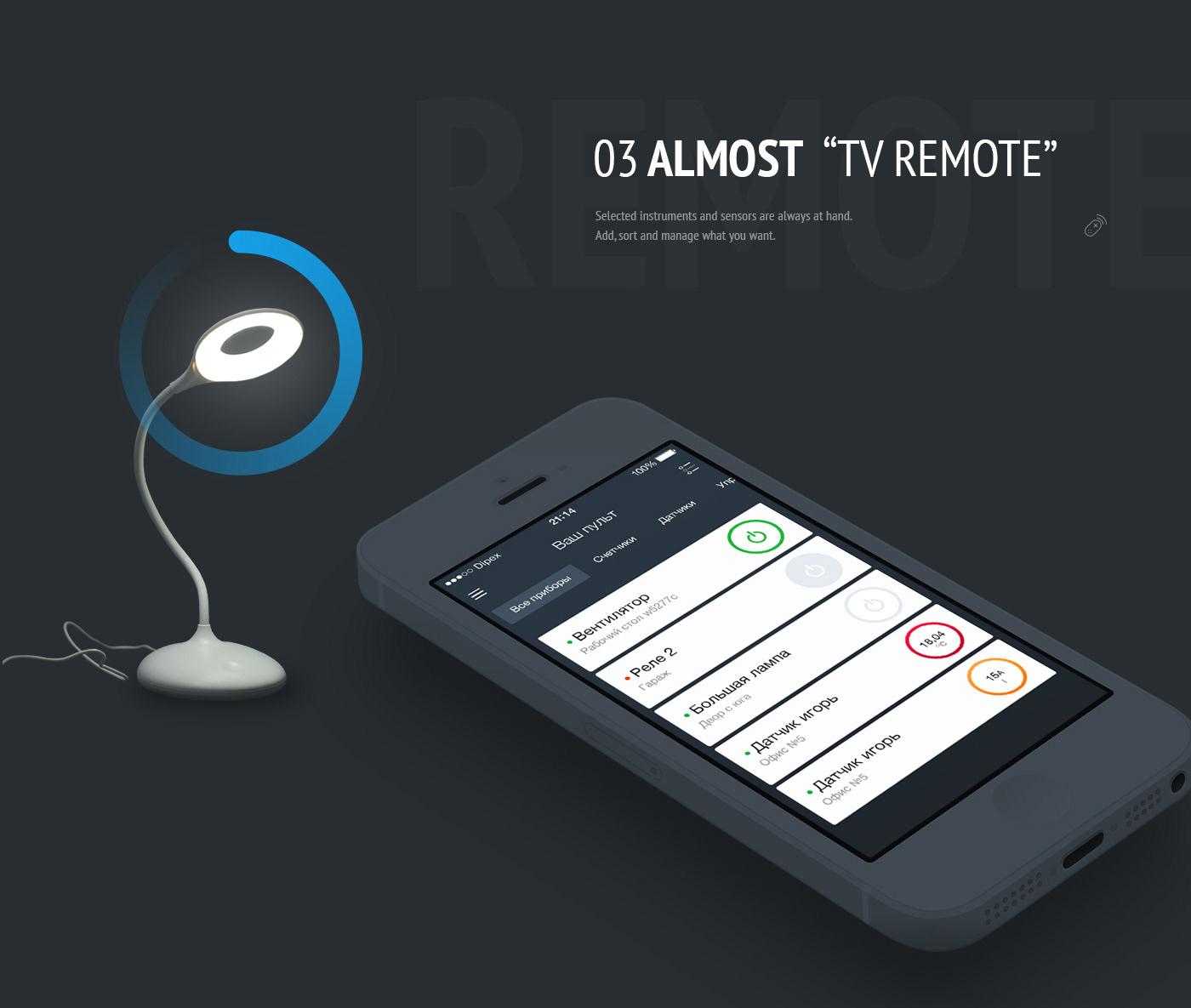 """Almost """"TV Remote"""""""