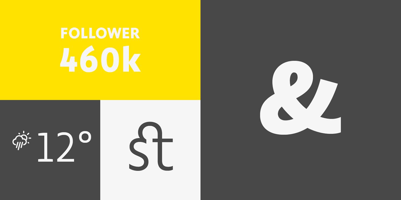 Golden Sans sans modern font Typeface free Free font golden artill