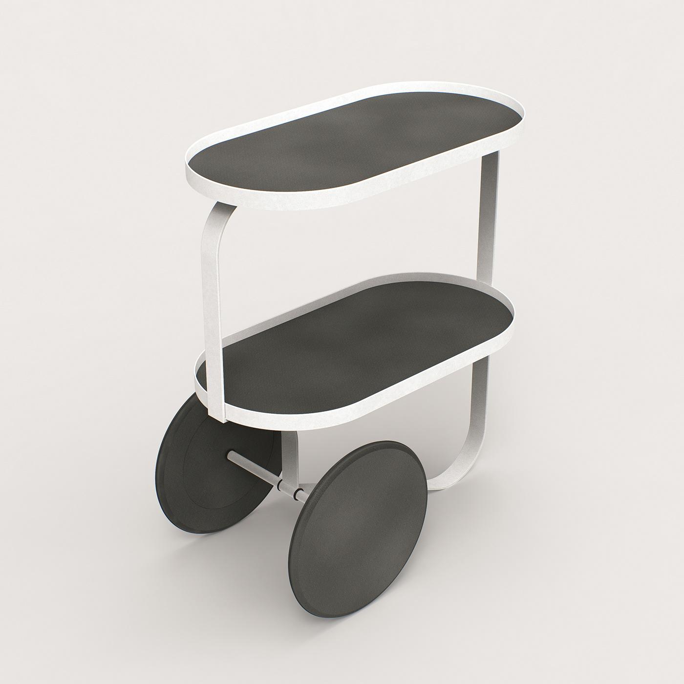 mome IO lineandround trolley furniture zsúrkocsi