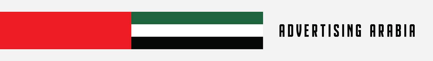 Advertising  arab logo color dubai logo nabs group Oryx Logo UAE UAE Flag uae national animal