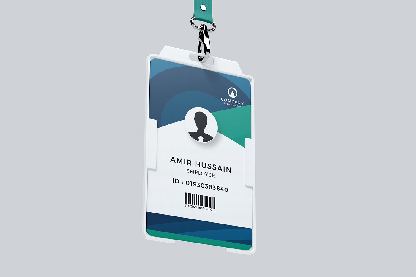 Employee Identification Card Template Free Download from mir-s3-cdn-cf.behance.net