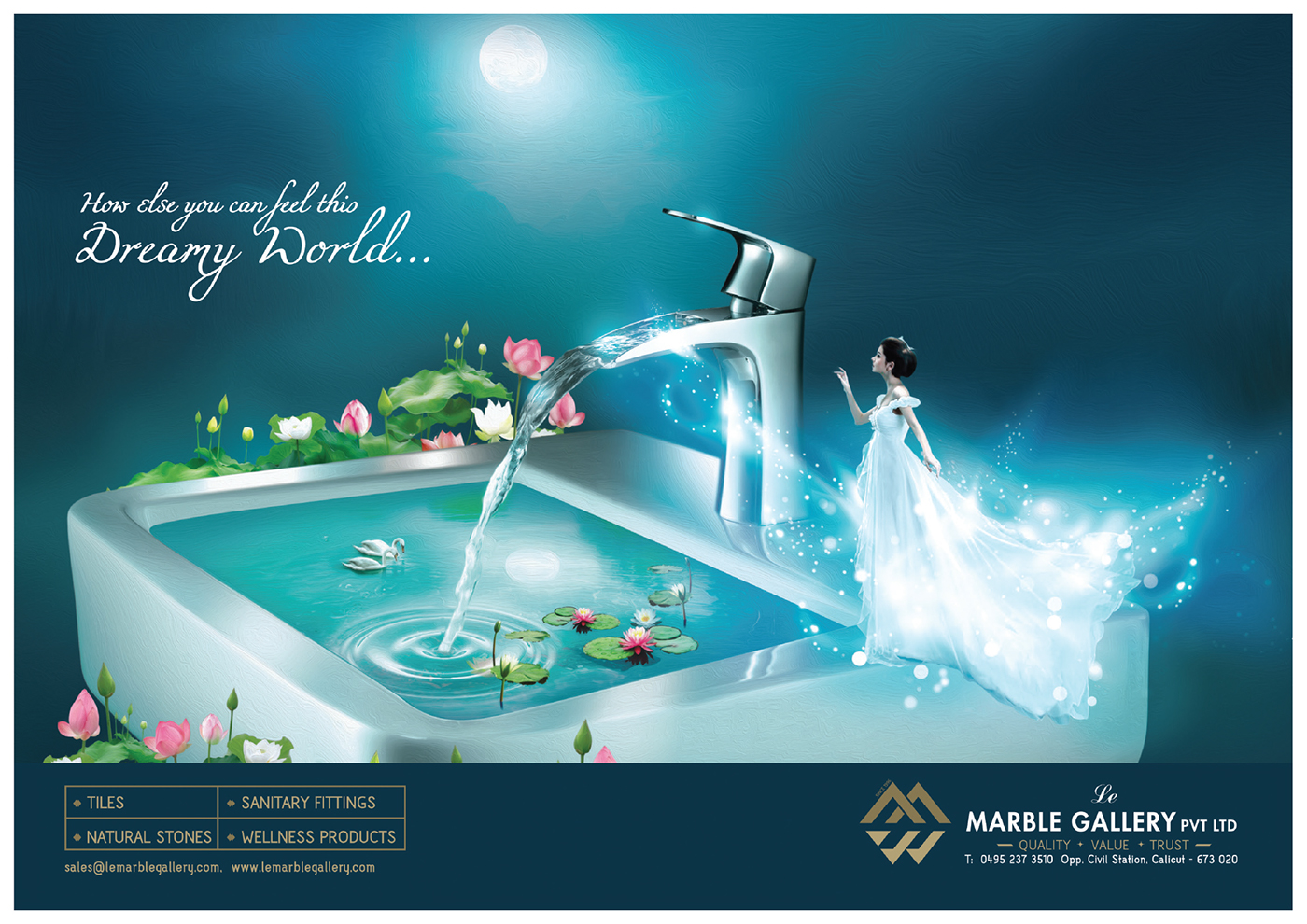 have a look at some of the capios creative advertisements our focus was on linking the product