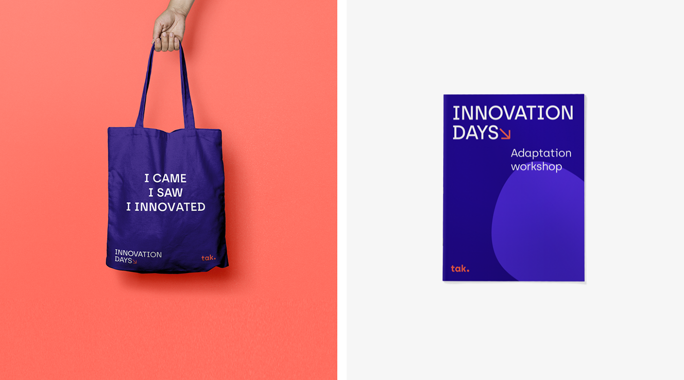 tak innovation bag