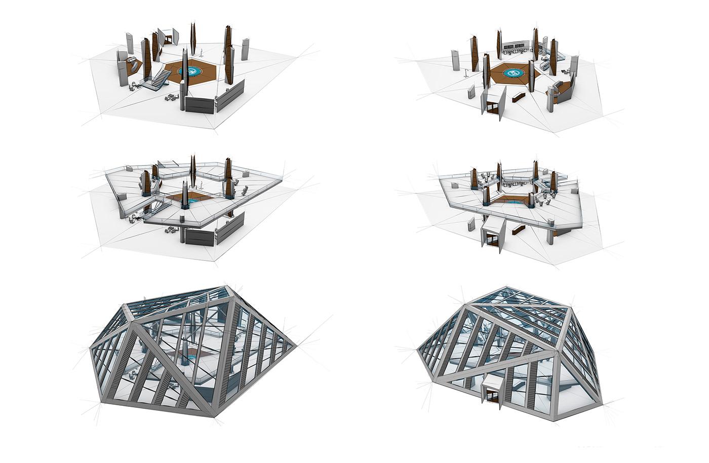 vr AR CGI virtual studio 3ds max virtual realiry Unreal Engine