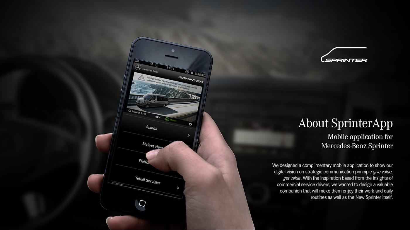 Facebook Application Mobile APP UI