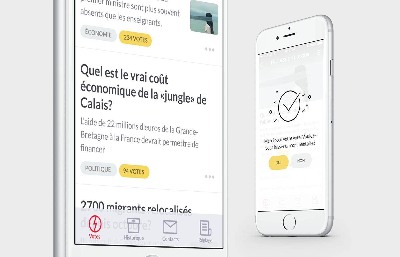 app UI app design ux interaction animation  ios