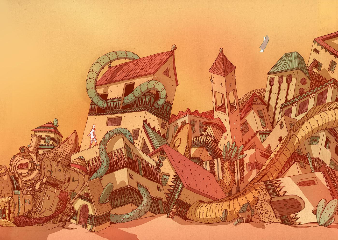 ILLUSTRATION  childrensbook book Drawing  digitalart art illustrationbook