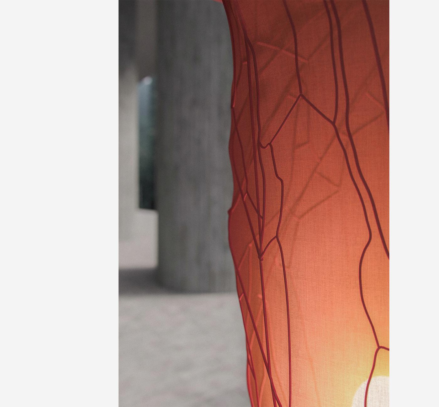 art Collaboration contemporary Kofta Lamp modern product design  Sergey Makhno Architects