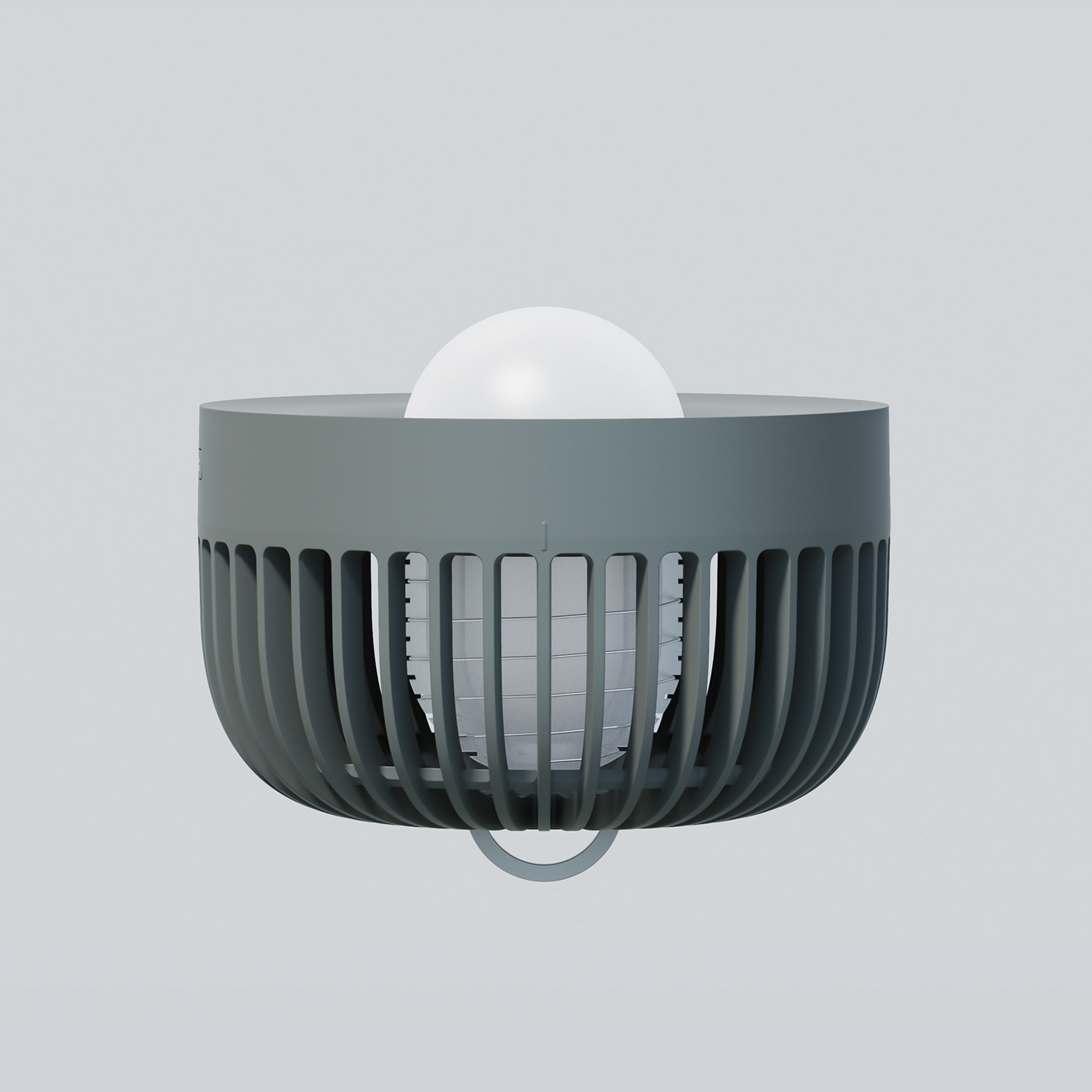 mosquito Mosquito Killer Nature second white secondwhite birdcage industrial Lamp producdesign product