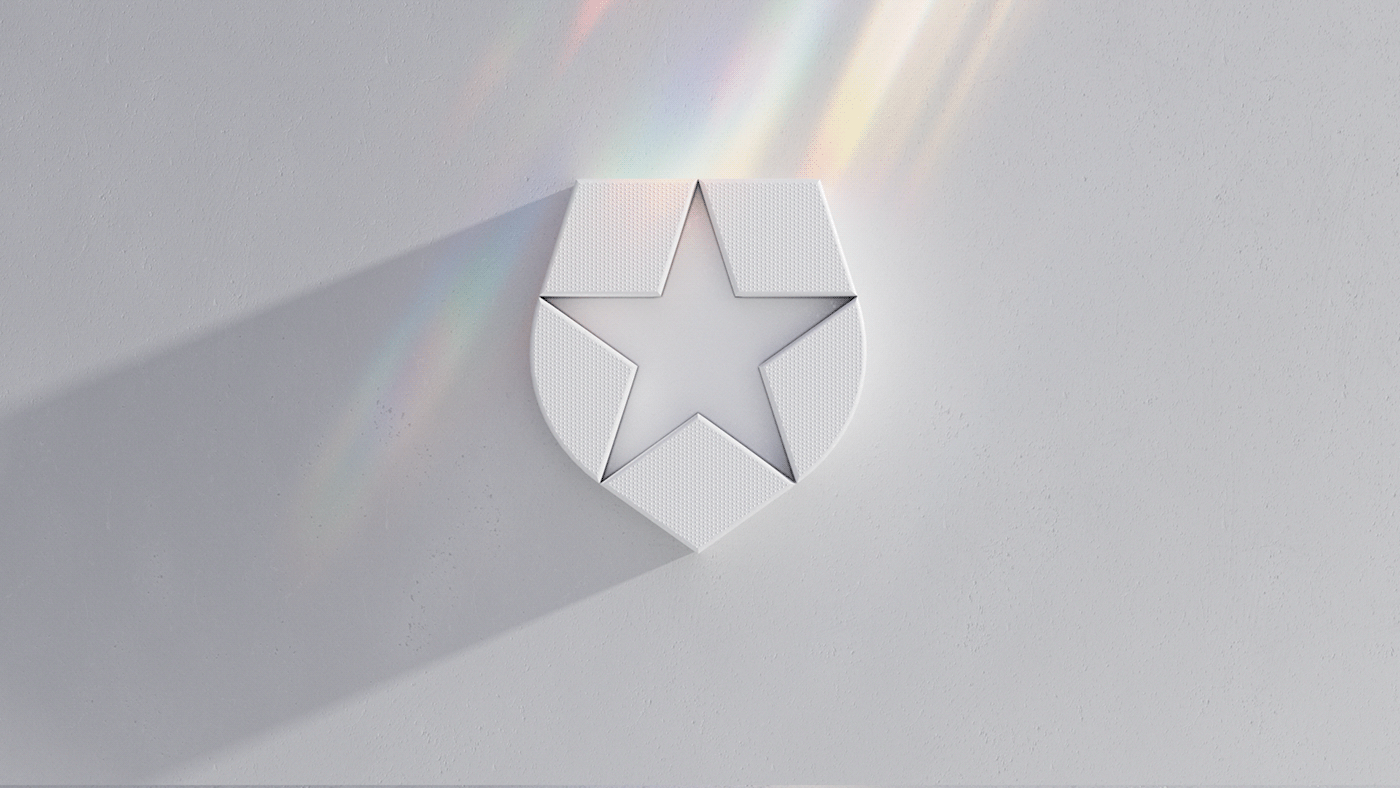 #auth0 #brandevolution #Branding #colorful #icons #layers #login #logoend #star authcero