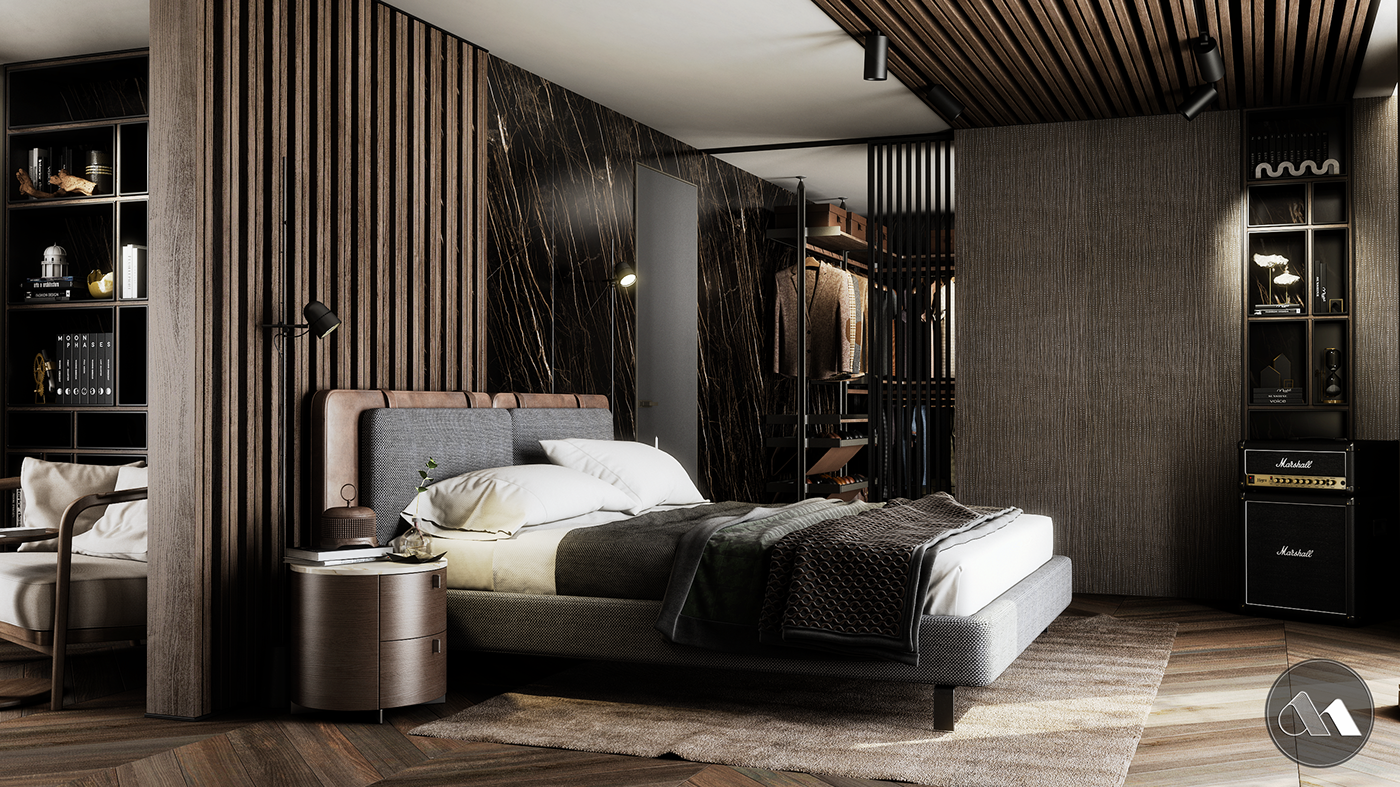 Frameless house pt lll on behance for Design hotel 1690