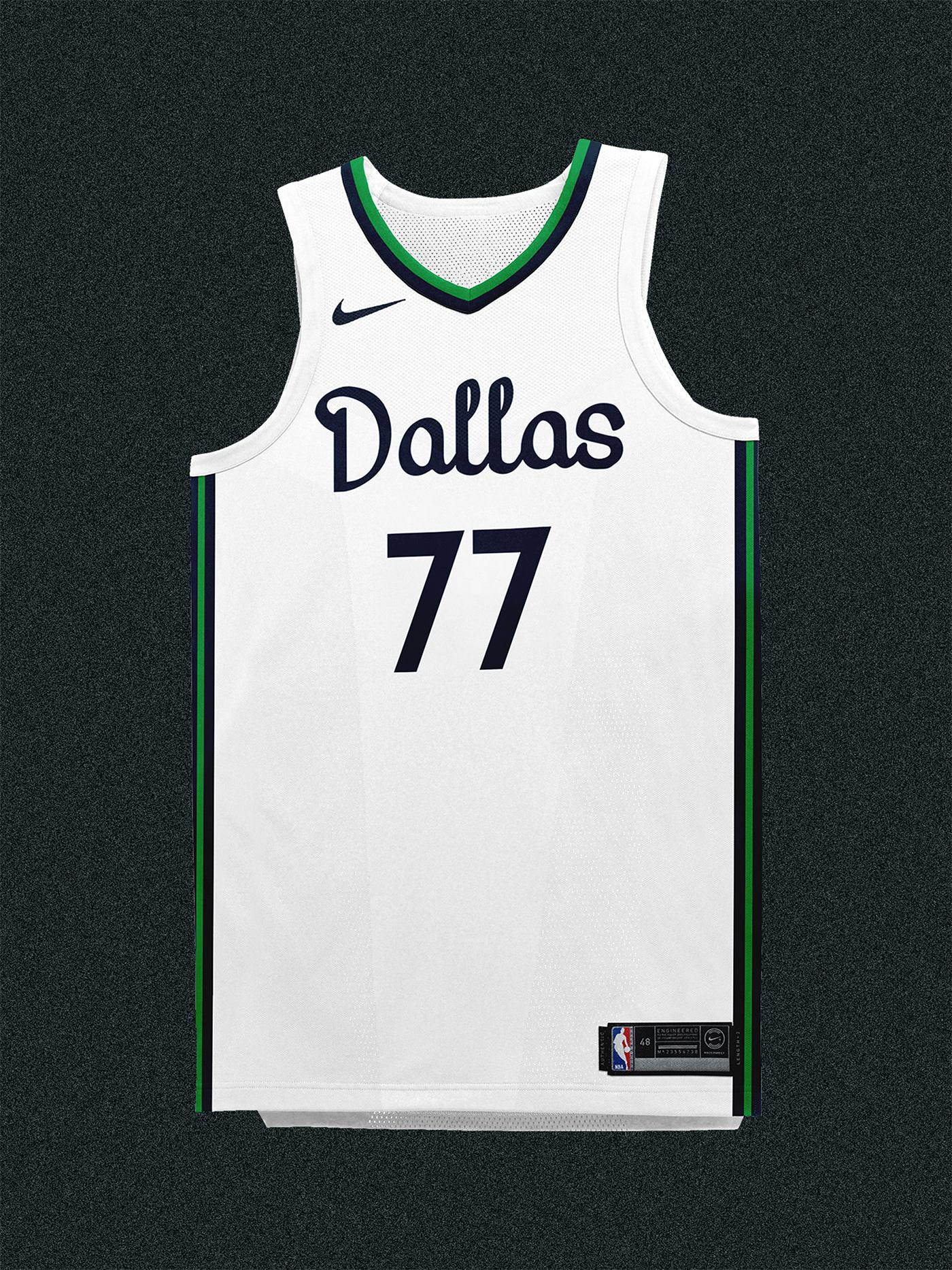 promo code bab2d f0868 NBA Uniform Refresh on Behance