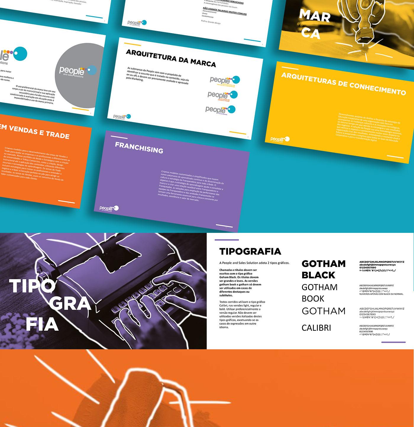 brandbook brand re-branding branding  marca book