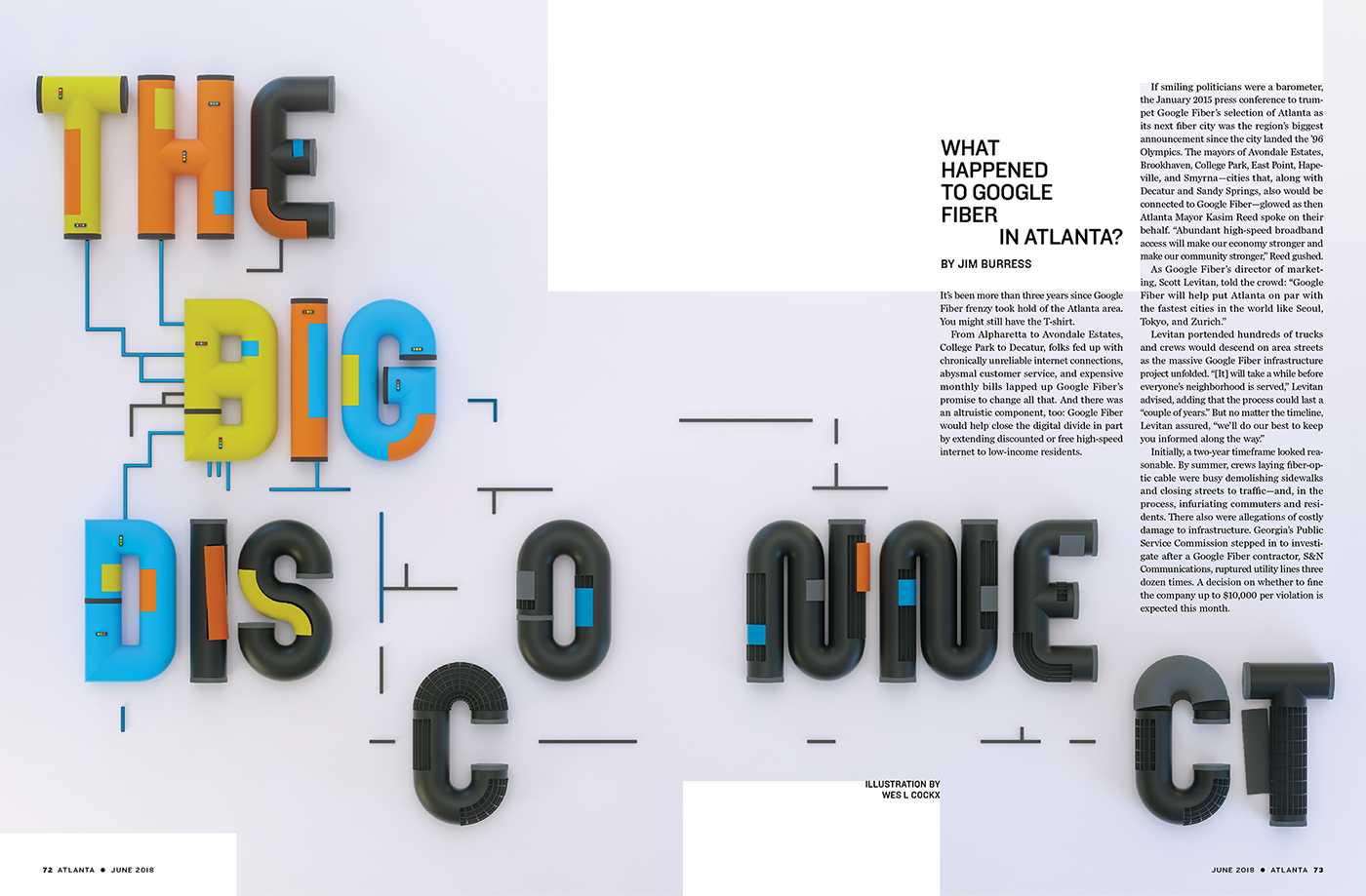 Editorial Design: The Big Disconnect