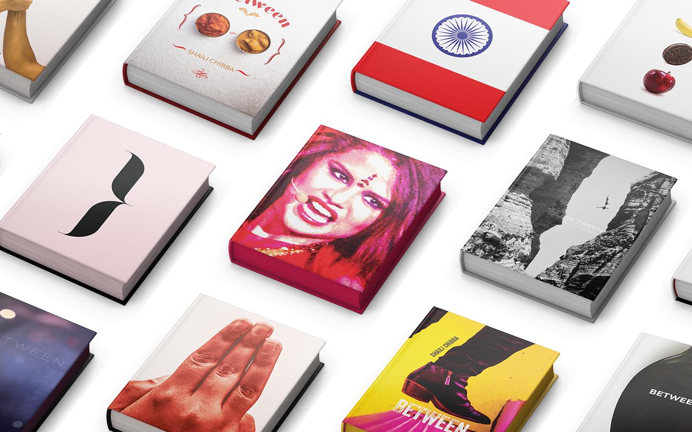 book covers between conceptual ocad university