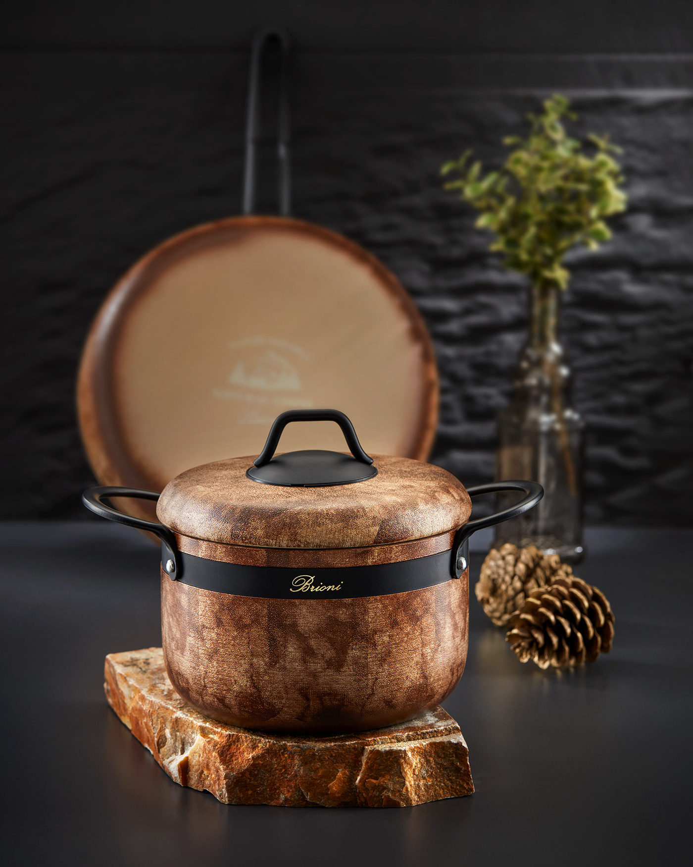 Advertising  Brioni commercial kitchen KITCHENWARE product
