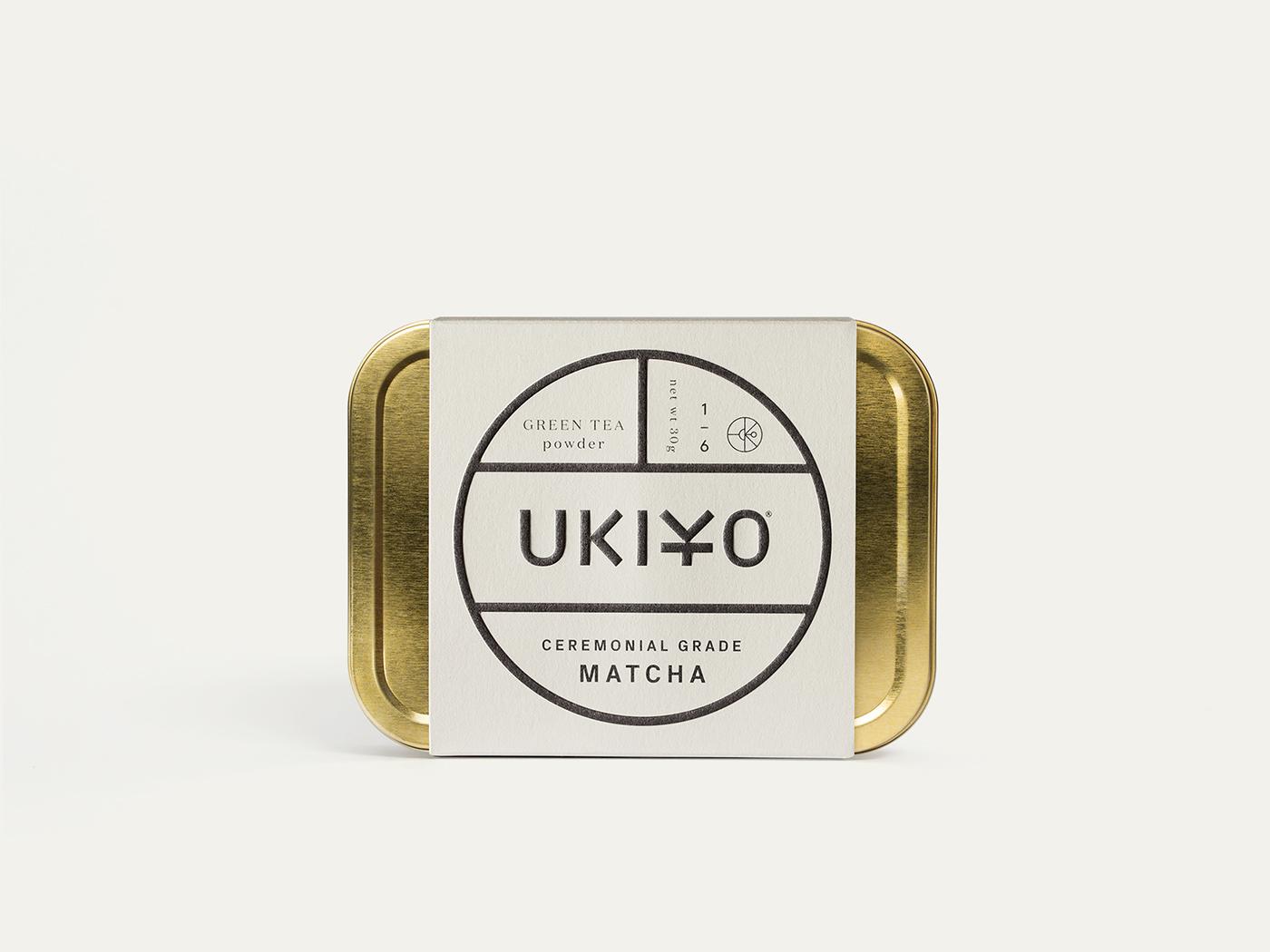UKIYO Matcha Tea,Tea Packaging,Packaging,iwant,branding ,tea design,packaging art direction,matcha