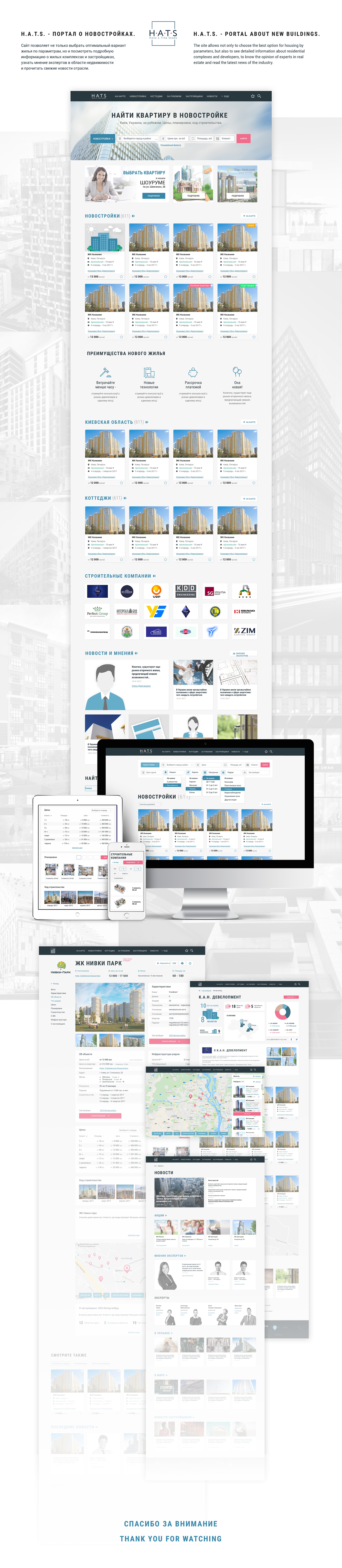 page Hats development build house news experts real estate portal Catalogue