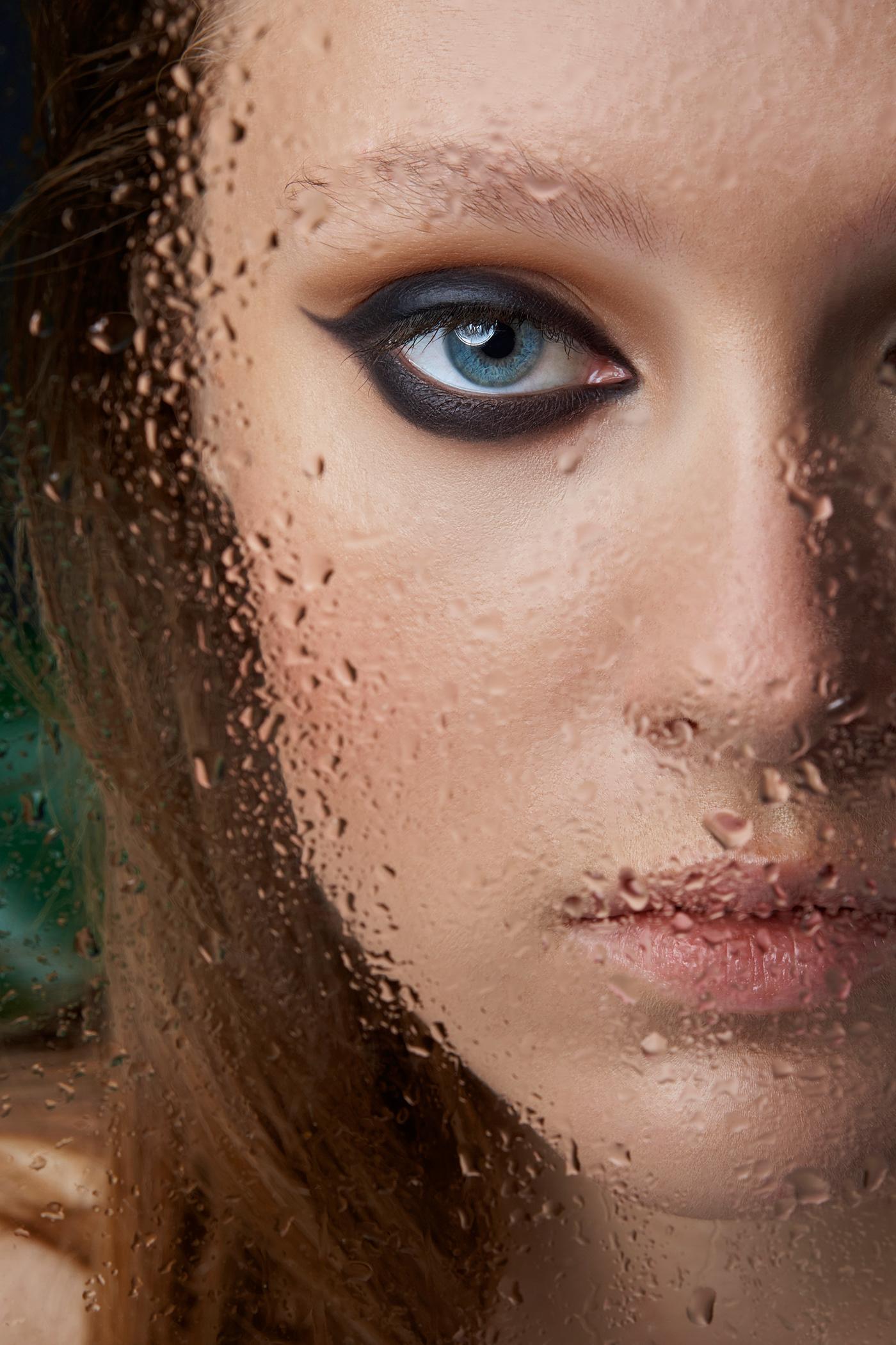 Image may contain: eyes, human face and face