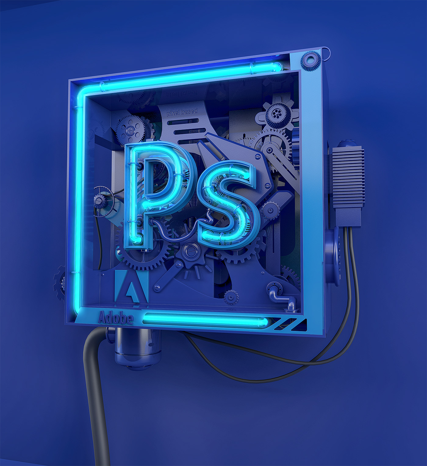Adobe Neo-Cube Case Study