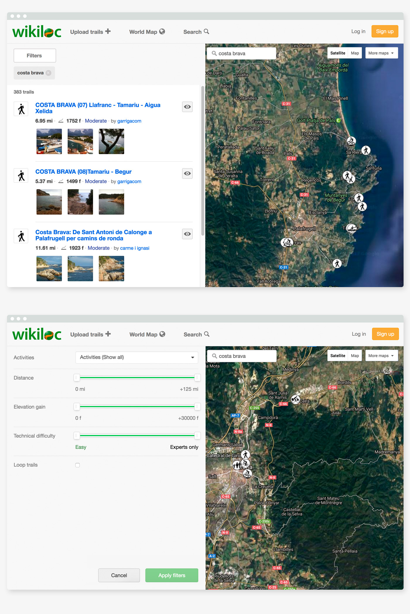 ux/ui user interface Interaction design  visual design