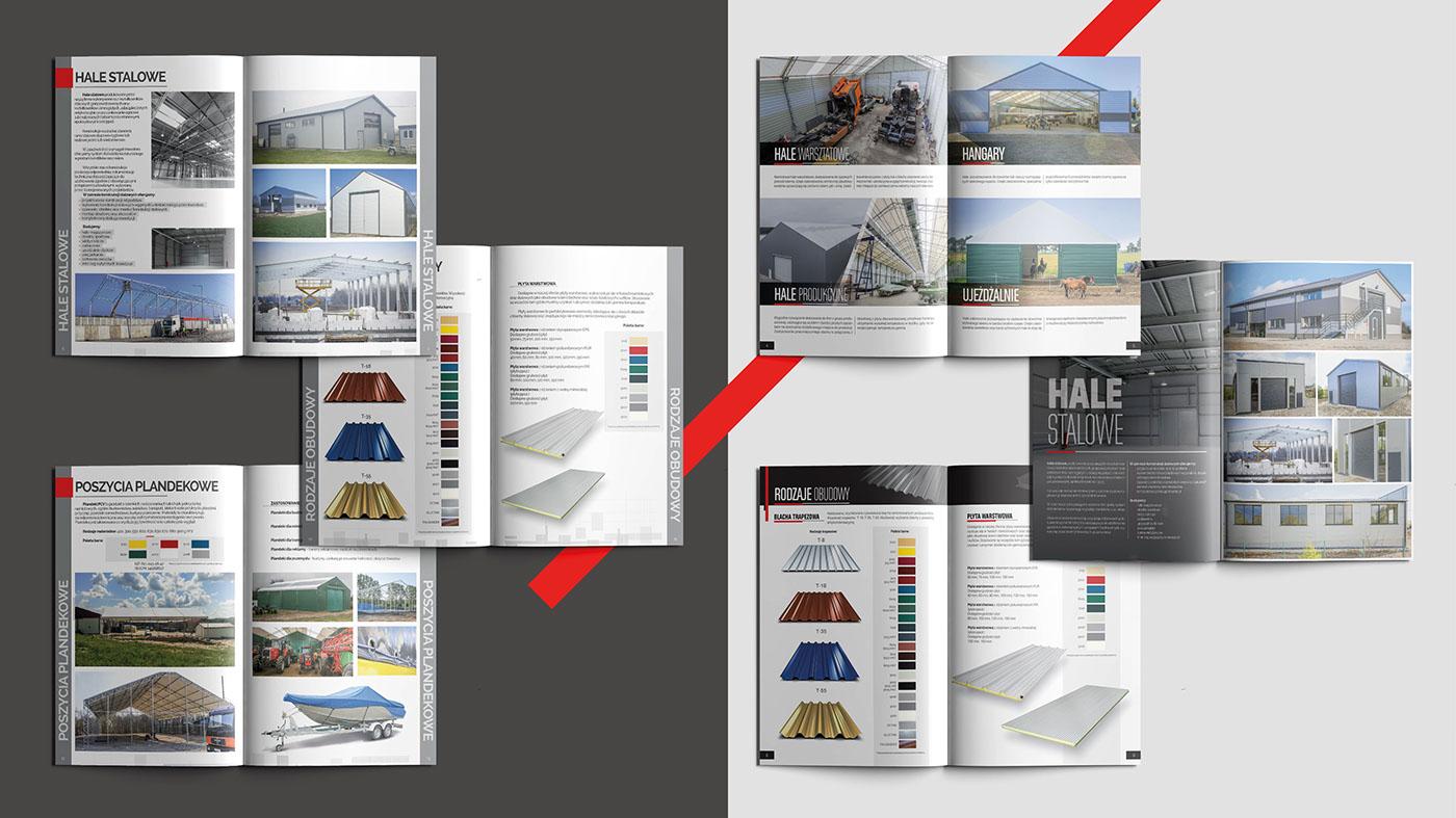 katalog produktów hale Product Catalog tent halls Hale namiotowe