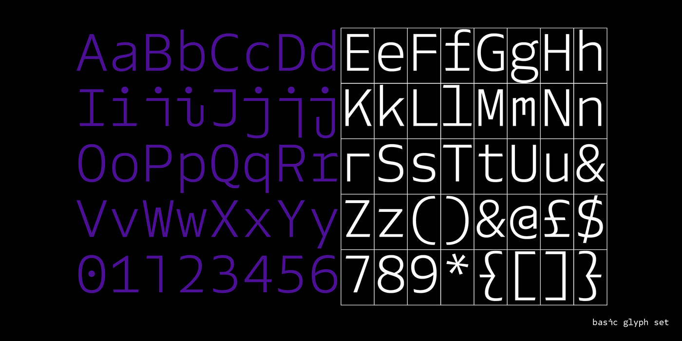Typeface typography   type design font mastering