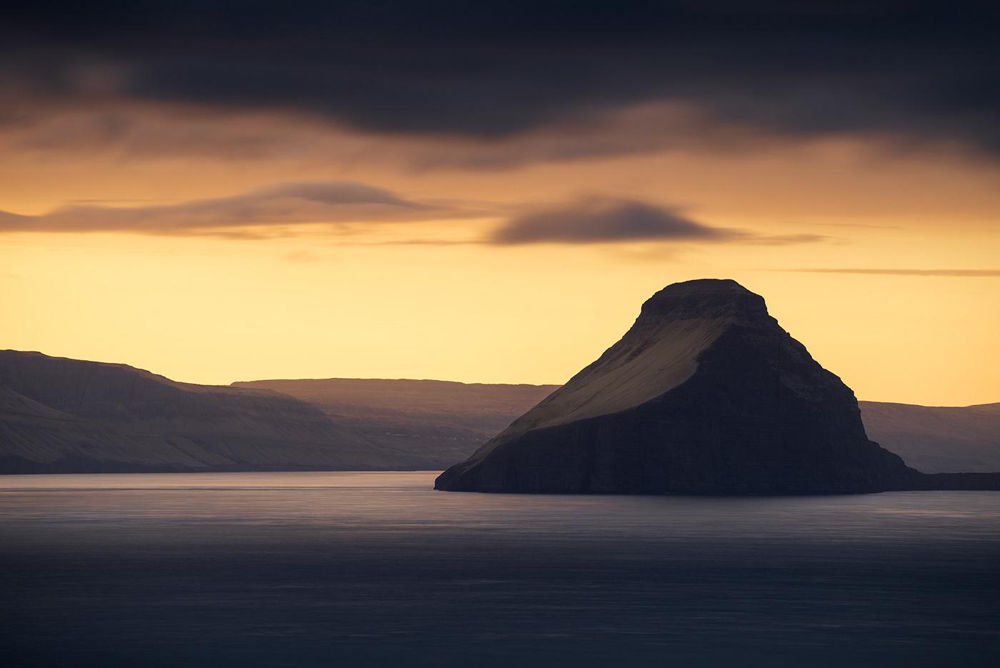 faroe islands landscape photography Photography  digital photography  storm photography Nature Landscape outdoors