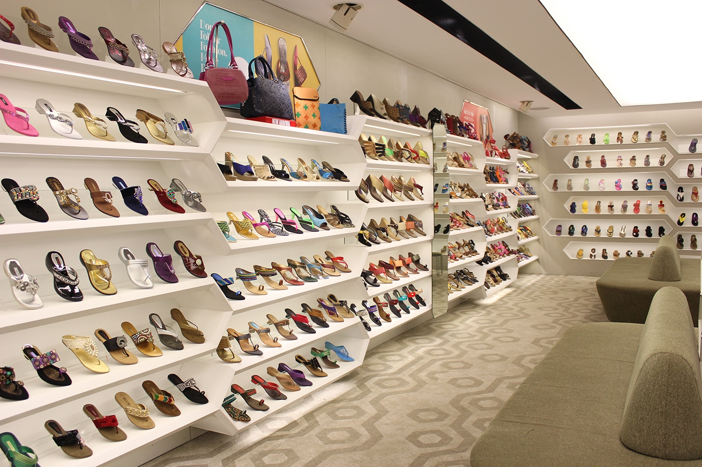 Retail Shoe Stores