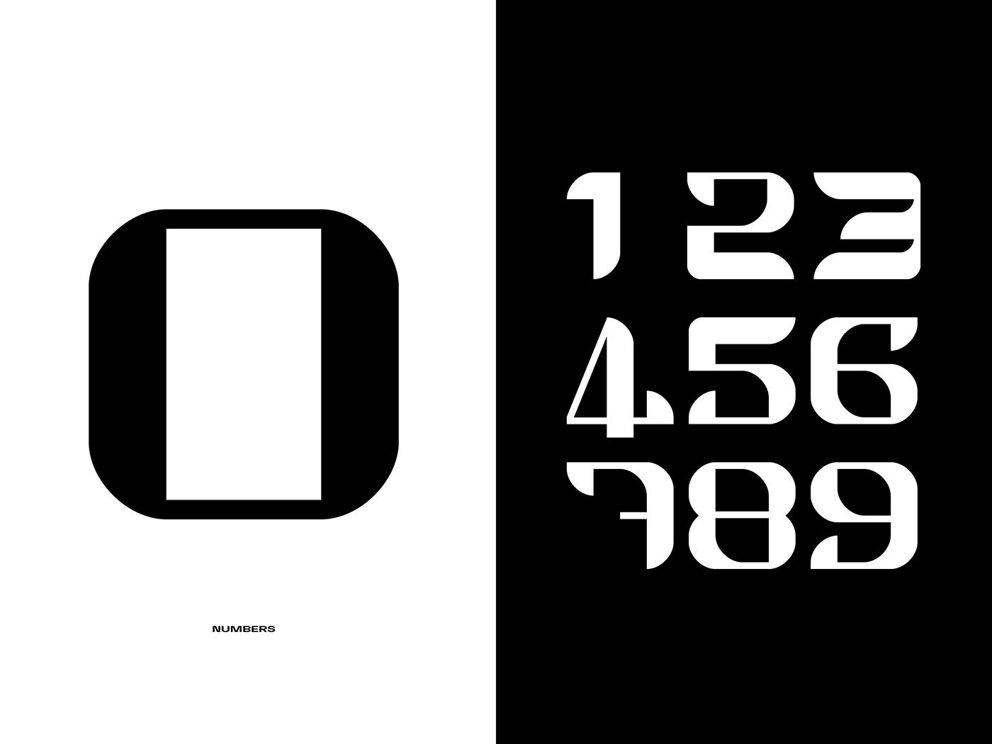 font,Fontself,type,Typeface,fonts,typography  ,graphic design ,flowa,type design,glyphs