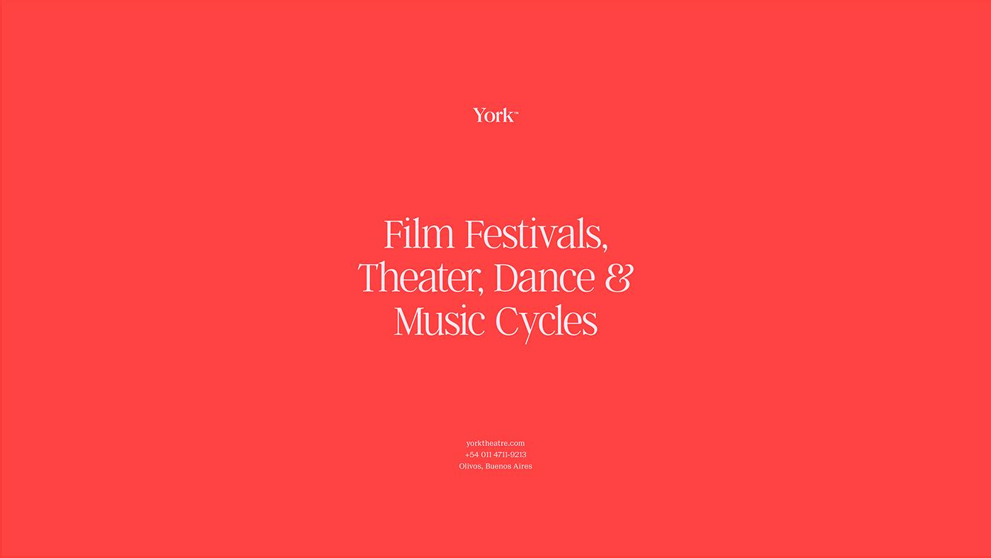 Theatre teatro identidad identity branding  typography   brand campaign Photography