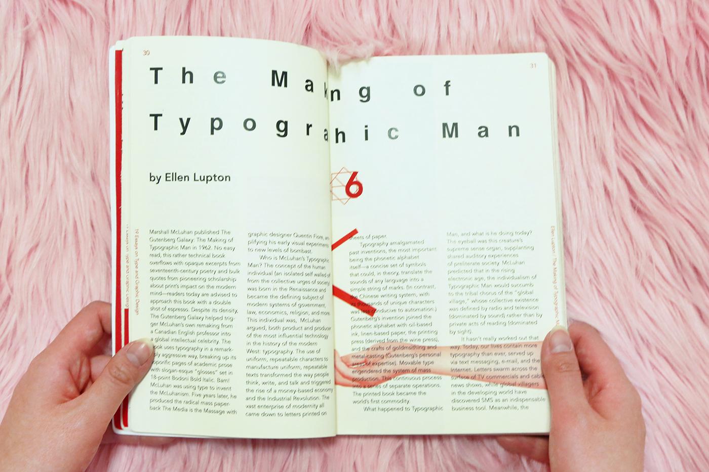 優秀的28張文字排版設計欣賞