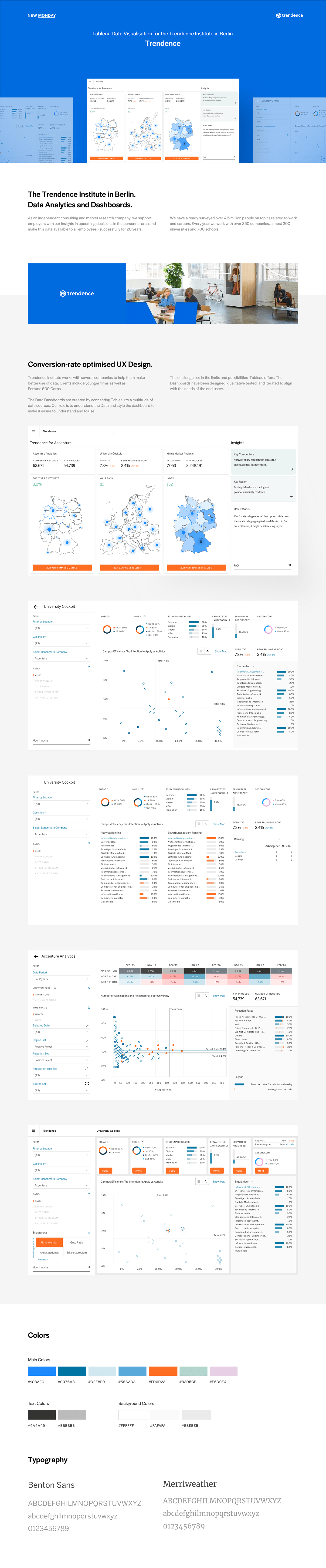clean dashboard design tableau tableau design system UI ui ux ux Web data visualisation
