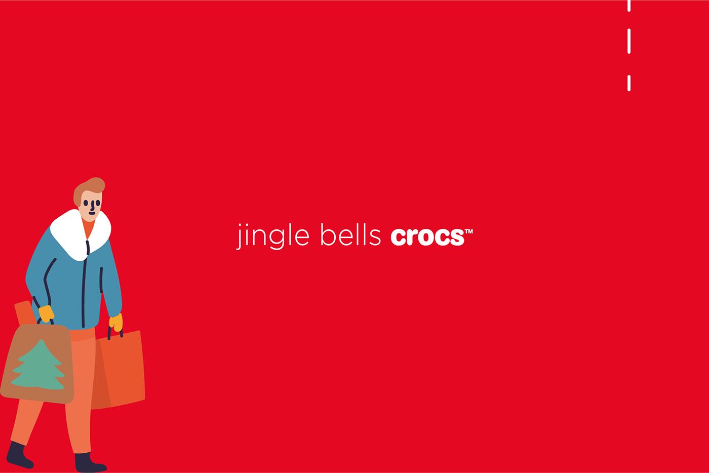 brand slogan Christmas Nike adidas levis graphic design creative ideas