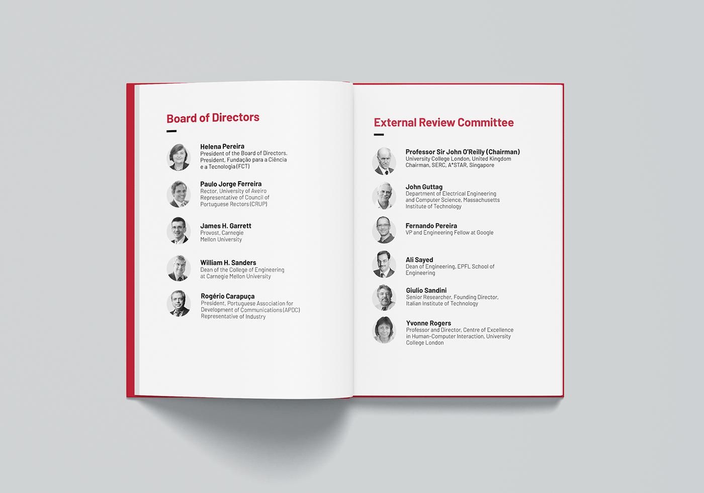 annual report editoral graphic design  infographics pagination University