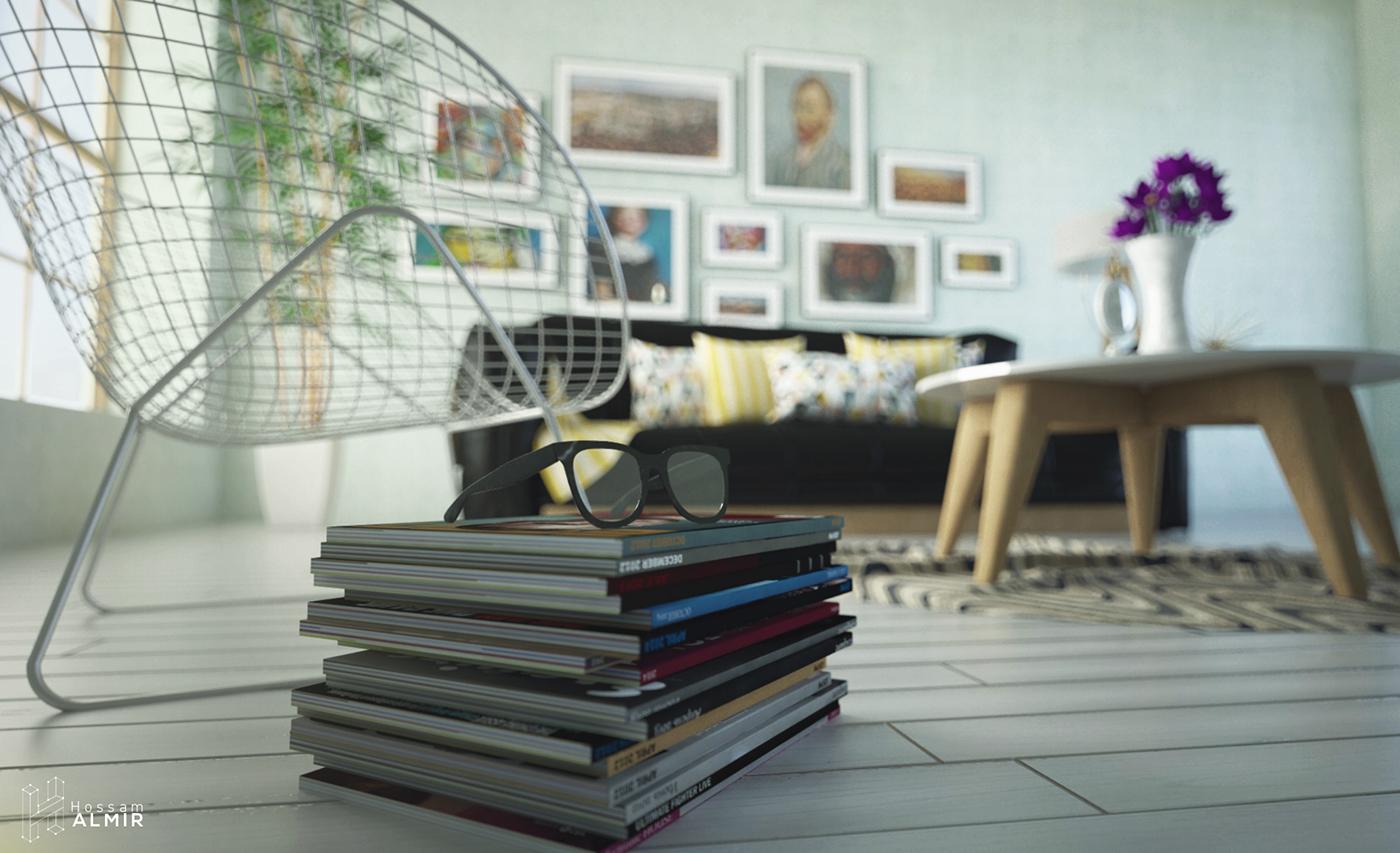 優質的34套客廳牆壁顏色欣賞