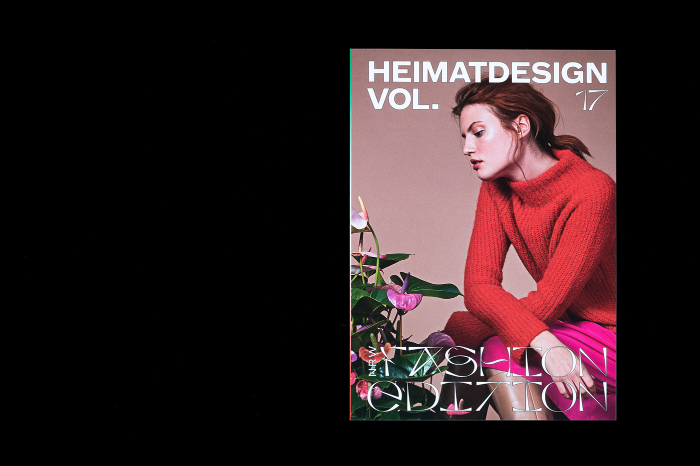 Heimatdesign No 17 Fashion Edition On Pantone Canvas Gallery