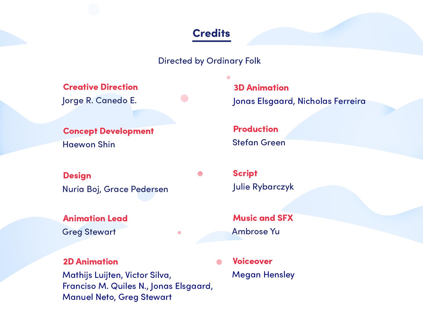 2D 3D animation  brand design ILLUSTRATION  motion design motion graphics  ordinary folk twilio