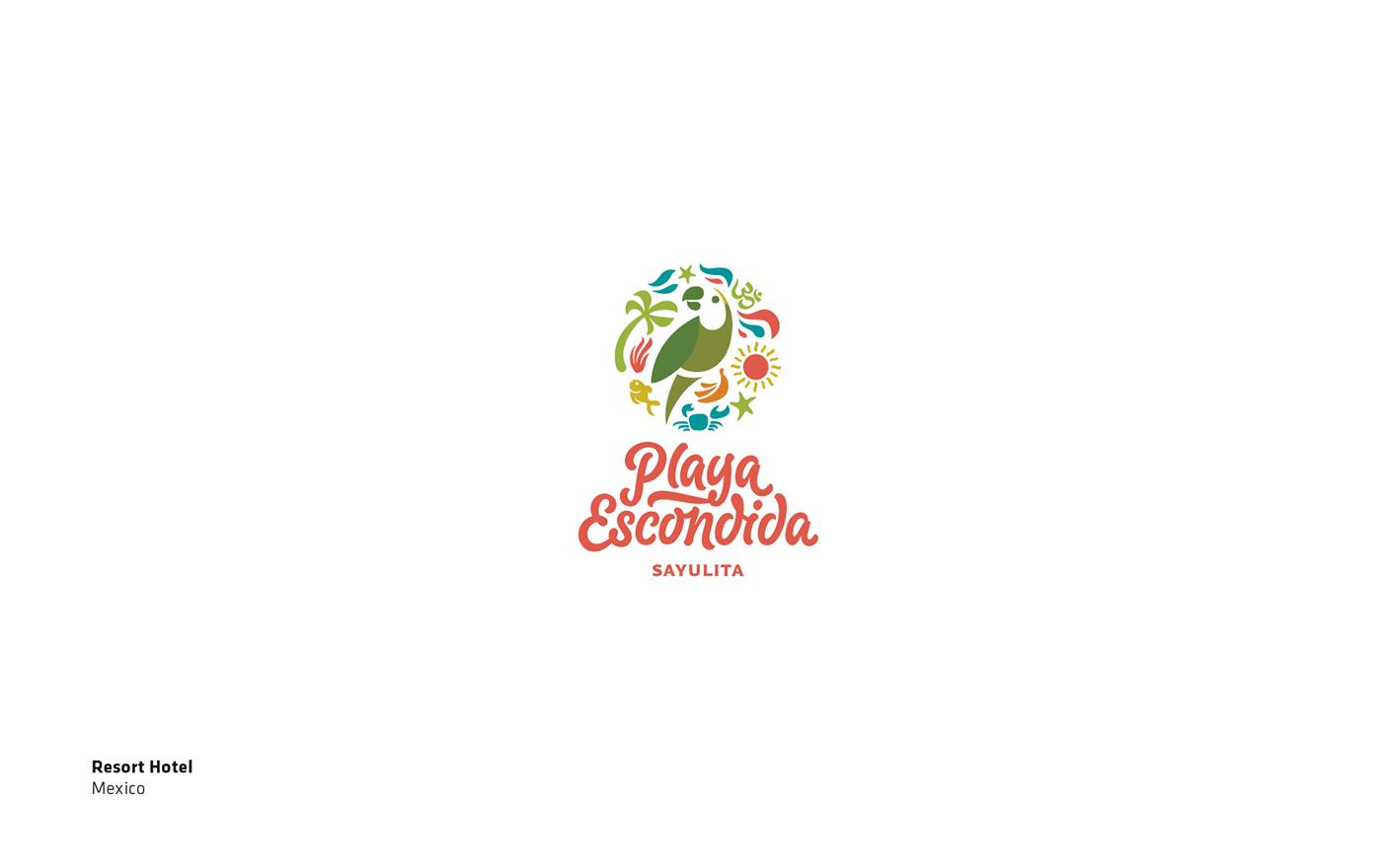 logos mexico ILLUSTRATION  Technology colorful circo voador Brasil superela ALEF connection