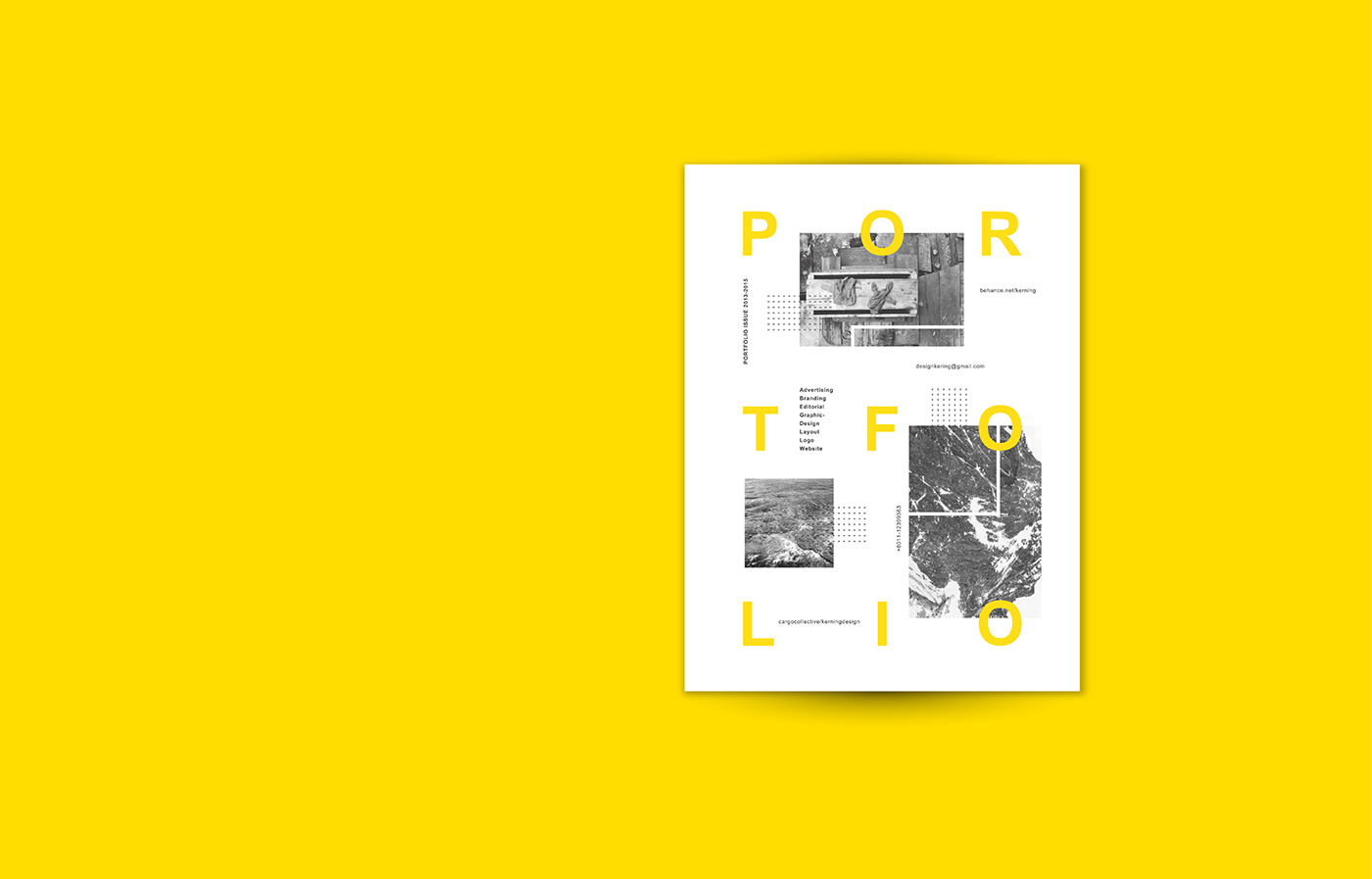 Layout editorial portfolio self portfolio CV Curriculum Vitae Resume malaysia kuala lumpur