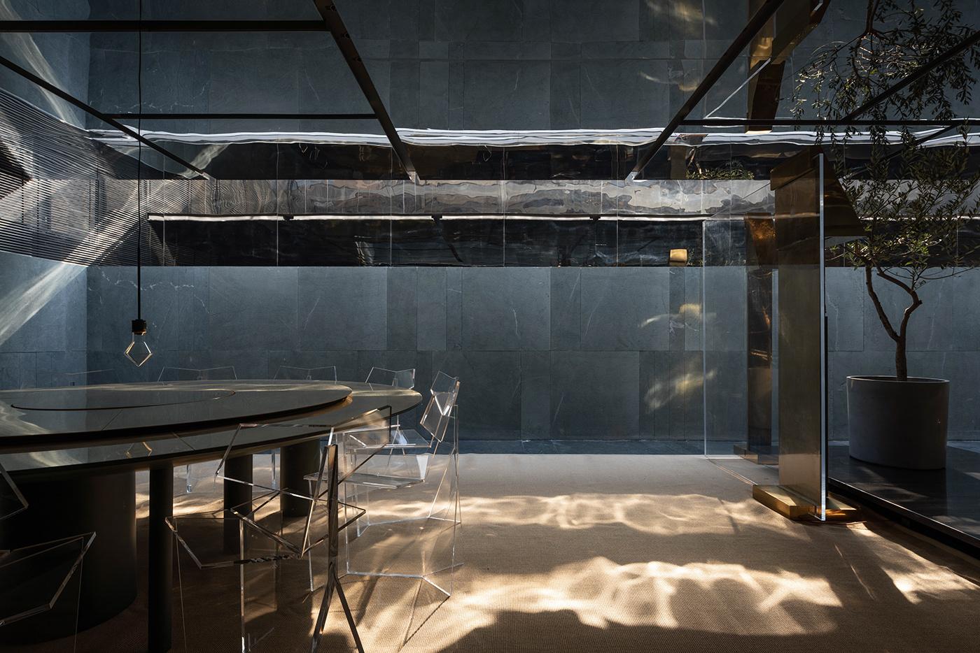 室內設計 攝影 水下 設計 餐廳